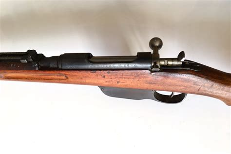 Styer Long Rifle