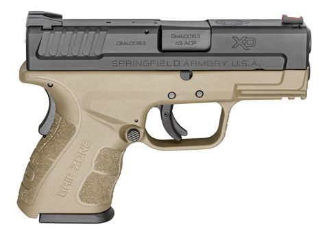 Sub Compact 50 Caliber Handgun