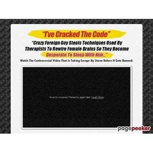 Subliminal seduction system : watch this! tips