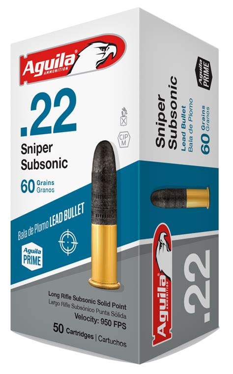 Subsonic 22 Rounds