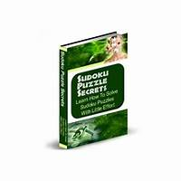 Sudoku puzzle secrets cheap
