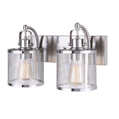 Suismon 2-Light Vanity Light