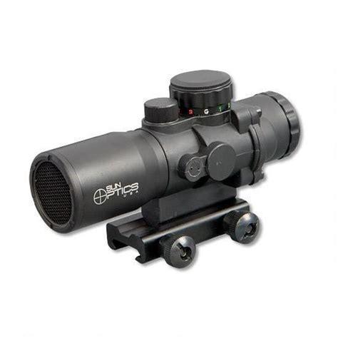 Sun Optics Rifle Scopes Reviews