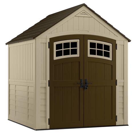 Suncast sutton resin storage shed Image