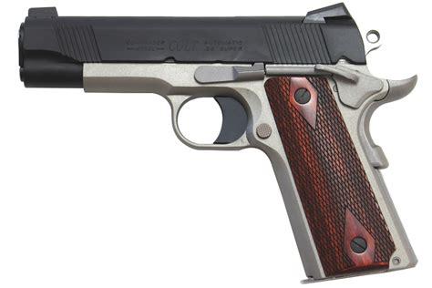Super 38 Colt Lightweight Commander 1911