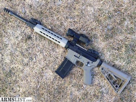 SUPER LIGHT AR-15 SBR Build - V Seven Weapon Systems V7 Parts
