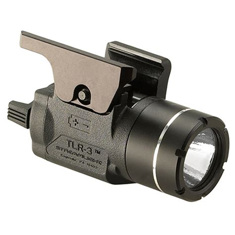 Super Light Subcompact Weapon Light Streamlight Tlr3 Review