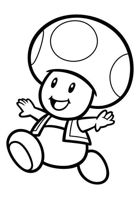 Super Mario Bros Malvorlagen Zum Ausdrucken