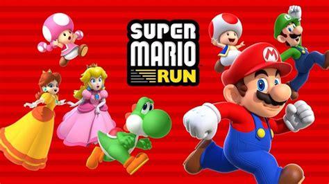 Super Mario Run Mod Apk 3 0 16 Full Unlock