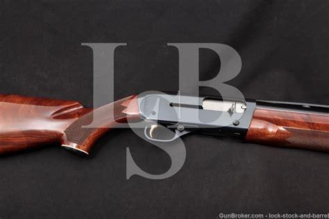 Superx Model 1 1974 Semiautomatic Shotgun