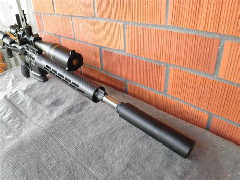 Suppressor For 243 Rifle
