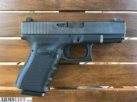 Suppressor For Glock 23 Gen 3