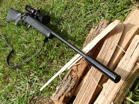 Suppressor Ready Hunting Rifles