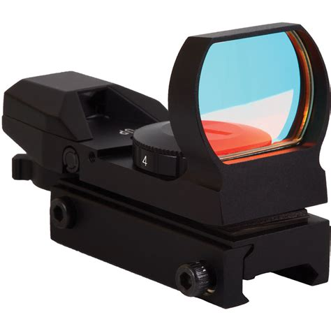 Sure Shot Reflex Sight Black Dove Tail Sightmark