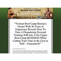 Compare sure victory fitness bootcamp pro package