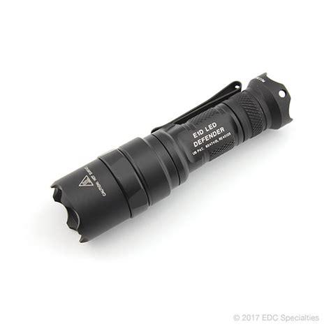 SureFire E1D Defender Dual-Output LED Flashlight E1DL-A
