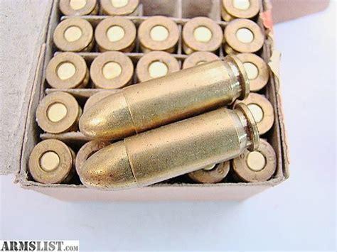 Surplus 9mm Ammo For Sale