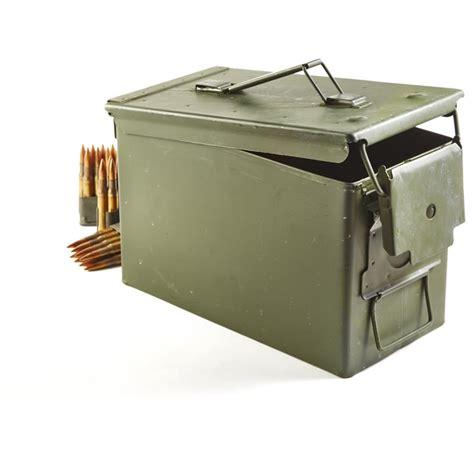 Surplus Ammo Cans Canada
