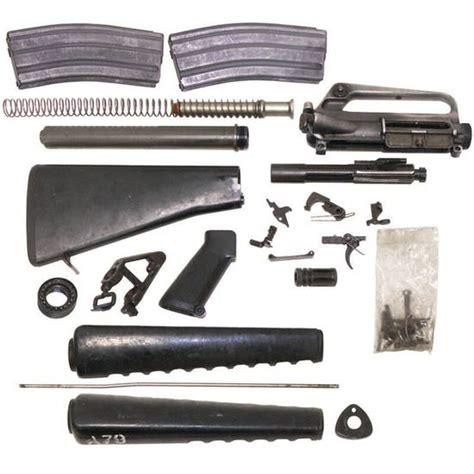 Surplus M16a1 Parts