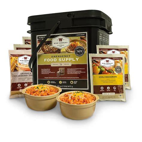 Survival Food Mres Grabandgo Gourmet Food Kits
