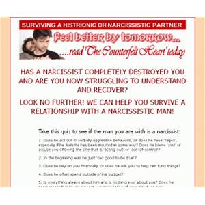? ? surviving a narcissist support leaving a histrionic man with narcissism offer
