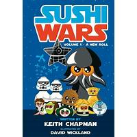 Sushi wars: a new roll a star wars parody 75% commisions secrets