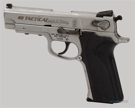 Sw Tactical 40