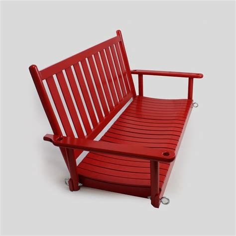 Swanley Porch Swing with Chain