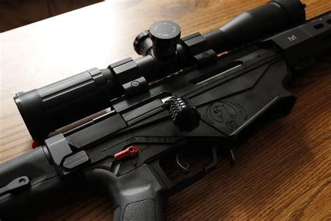 Swapping Safety Selector Switch On A Ruger Precision Rifle