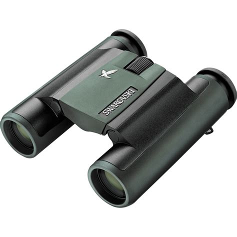 Swarovski Cl Pocket Binoculars Cl Pocket 10x25mm Green Binoculars