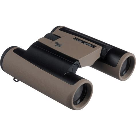 Swarovski Cl Pocket Binoculars Cl Pocket 10x25mm Sandbrown Binoculars
