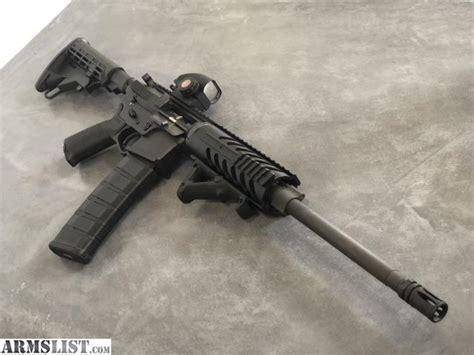 Swat Firearms Ar 15