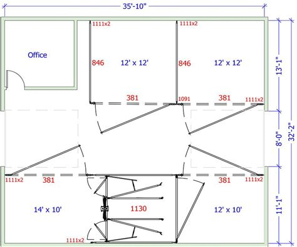Swine barn plans Image
