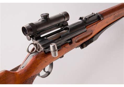 Swiss Sniper Rifle