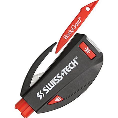 Swiss Tech Bodygard Esc 5in1 Automobile Emergency Tool