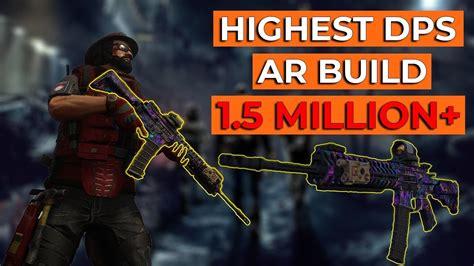 Swl Assault Rifle Dps