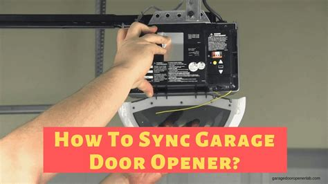 Syncing Garage Door Opener With Car Make Your Own Beautiful  HD Wallpapers, Images Over 1000+ [ralydesign.ml]