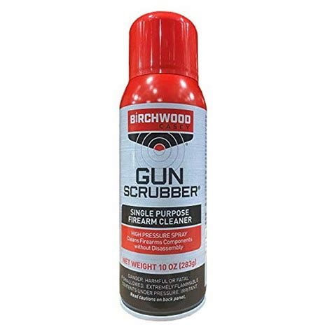Synthetic Safe Gun Cleaner