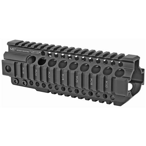 T Series Quadrail Handguard Midwest Industries Inc