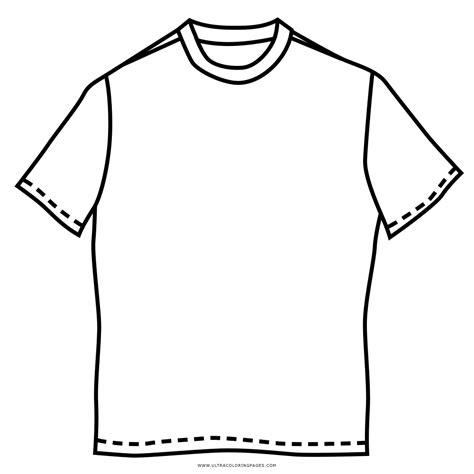T-shirt Malvorlagen Kostenlos Copy Paste