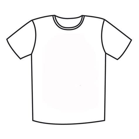 T-shirt Malvorlagen Kostenlos Zum Ausdrucken