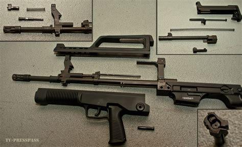 T97 Rifle Parts