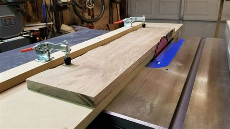 Table saw jointer jig Image