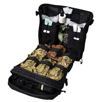 Tac Med Solutions Tactical Medical Solutions Trauma Kits Raid Bag Raid Bagblack