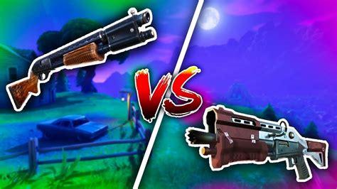 Tac Shotgun Vs Pump
