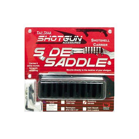 Tacstar Side Saddle Remington 870