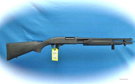 Tactical 20 Gauge Shotguns Remington