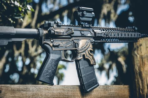 Tactical AR-15 M4 M4A1 Carbine Aftermarket Accessories For