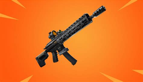 Tactical Assault Rifle Fortnite