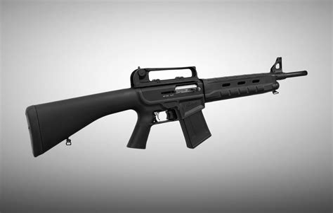 Tactical Baikal Shotgun